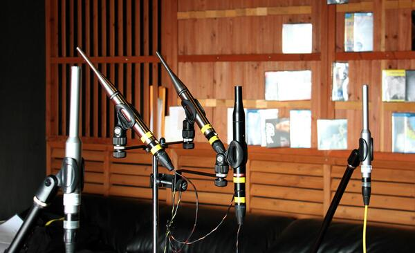 measurement microphones