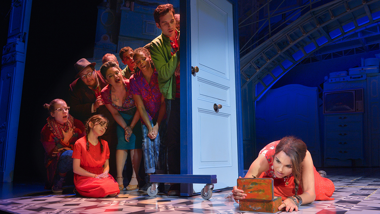 Amelie Musical Production Photo 2 H 2015